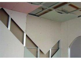 Матеріали для систем сухого будівництва