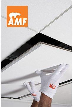 Плиты Knauf AMF