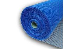 Сітка скловолоконна FIBERGLASS синя (160 г/м²), 50м²