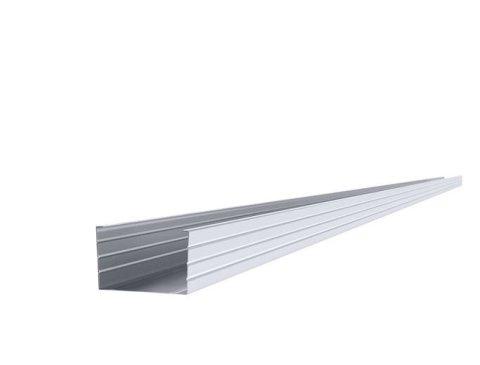 Профіль перегородковий KNAUF CW-100, 3 м (0,6 мм)
