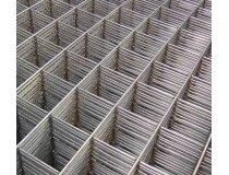 Сітка арматурна для мурування 0,5*2м (дріт-4 мм, вічко 100*100 мм, ЕП)
