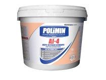 Інтер'єрна акрилова фарба (для стель), Полімін AI - 4, База А, 7 кг