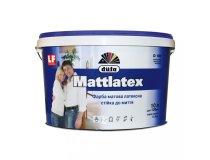Інтер'єрна латексна фарба, Dufa Mattlatex D100, 14 кг