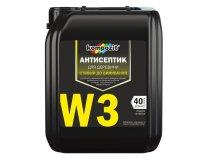 Антисептик для дерева стійкий до вимивання, Kompozit W3, 10 л