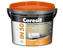 Інтер'єрна акрилова фарба, Ceresit IN 50 BASIC, База А, 3 л