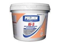 Інтер'єрна латексна фарба (стійка до миття), Полімін AI - 3, База А, 7 кг
