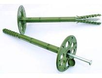 Дюбель з термоголовкою Анкер 10*180 мм (цвях металевий ...