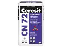 Самовирівнююча підлога, Ceresit CN 72, 25 кг