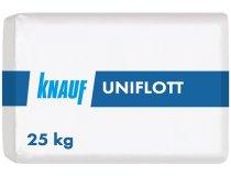 Шпаклівка гіпсова, Knauf Унифлот, 25 кг