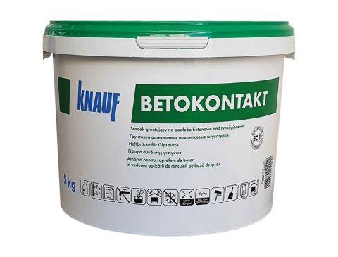 Ґрунтівка бетоноконтакт, Knauf Betokontakt, 5 кг